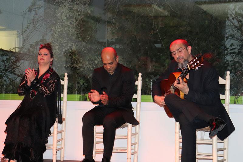 artistas flamencos La Cantaora